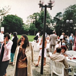 Subud Barbeque held in the grounds of Anugraha