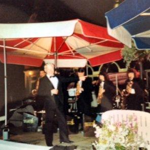 Bobby Lamb and his Trinity Jazz Orchestra play at Anugraha
