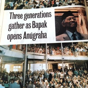 Opening of Anugraha, Subud's Interntaional Centre in the UK